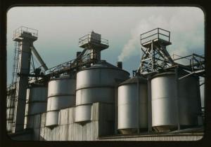 Raw Materials Stocks