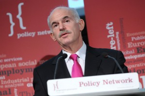 Greece George Papandreou
