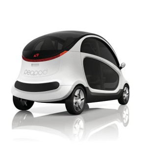 electric car 2012