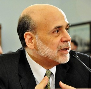 Fed, Federal Reserve Bernanke