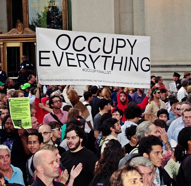 Does Occupy Wall Street Impact Banks?