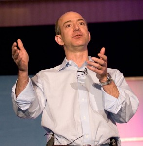 Amazon Q1 earnings Jeff Bezos