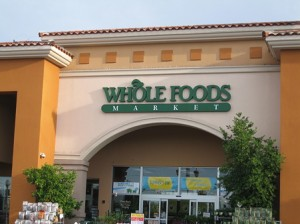 Whole Foods Stock Price