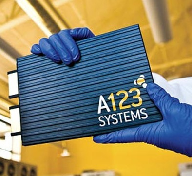 Wanxiang Wins Auction for A123 Systems, Leaving Shares with No Value