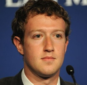 Facebook CEO Zuckerberg Speaks as Users Top One Billion
