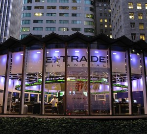 E*Trade Abandons Operations in United Kingdom