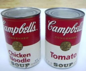 Sales Rise as Profits Slip in First Quarter for Campbell Soup