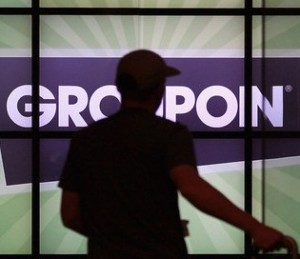 Groupon Shares Hit on Revenue Miss, Down 85 Percent Since IPO
