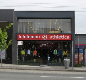 lululemon athletica lulu