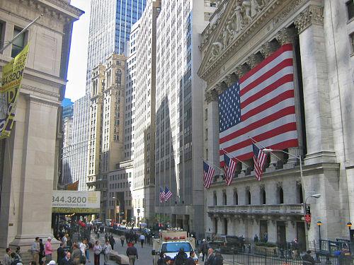 Wall Street Exterior