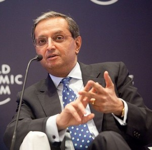 Vikram Pandit, Cigitgroup CEO
