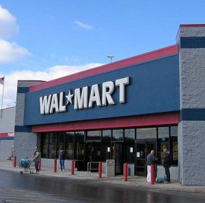 Wal-Mart Shares Stutter with Email Leak