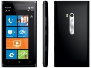 Nokia Releases New Windows Phone Lumia 900