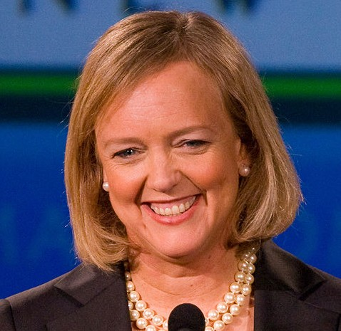 Meg Whitman HPQ