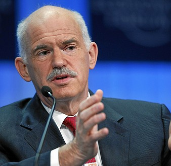 Greece Papandreou