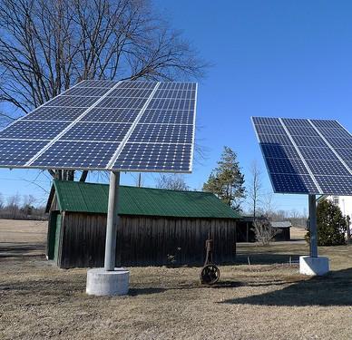 Solar Panels ITC China