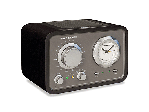 Crosley Duet Alarm Clock Radio