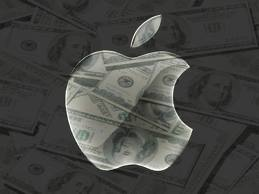 Apple and other tech companies with highest dividend yield