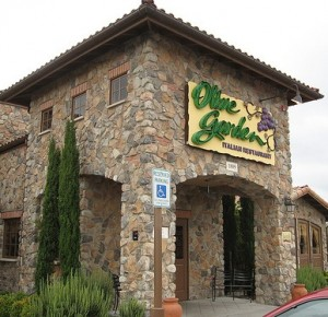 When Will Relative Pricing Catch Up With Darden's Olive Garden?