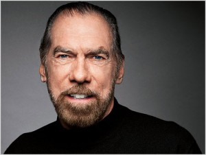 John Paul Dejoria, CEO of Paul Mitchell Hair Care Systems