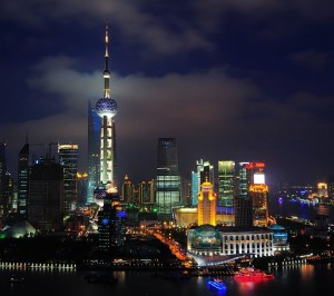 Chinese Economic Numbers Encourage Investors
