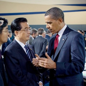 Hu Jintao Barack Obama China U.S.