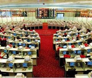 China Stocks Gain in Hong Kong Ahead of Handover Anniversary