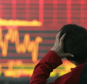 Struggling A-shares Drag Down China Stocks