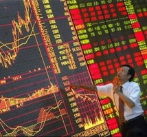 China Stocks End Up-and-Down Week Slightly Higher