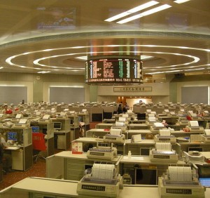 China Stocks Drift with Mainland Markets Closed
