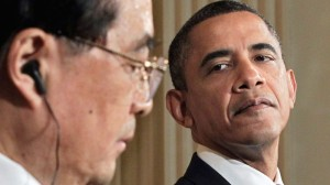 Obama Hu Jintao IMF china us economy