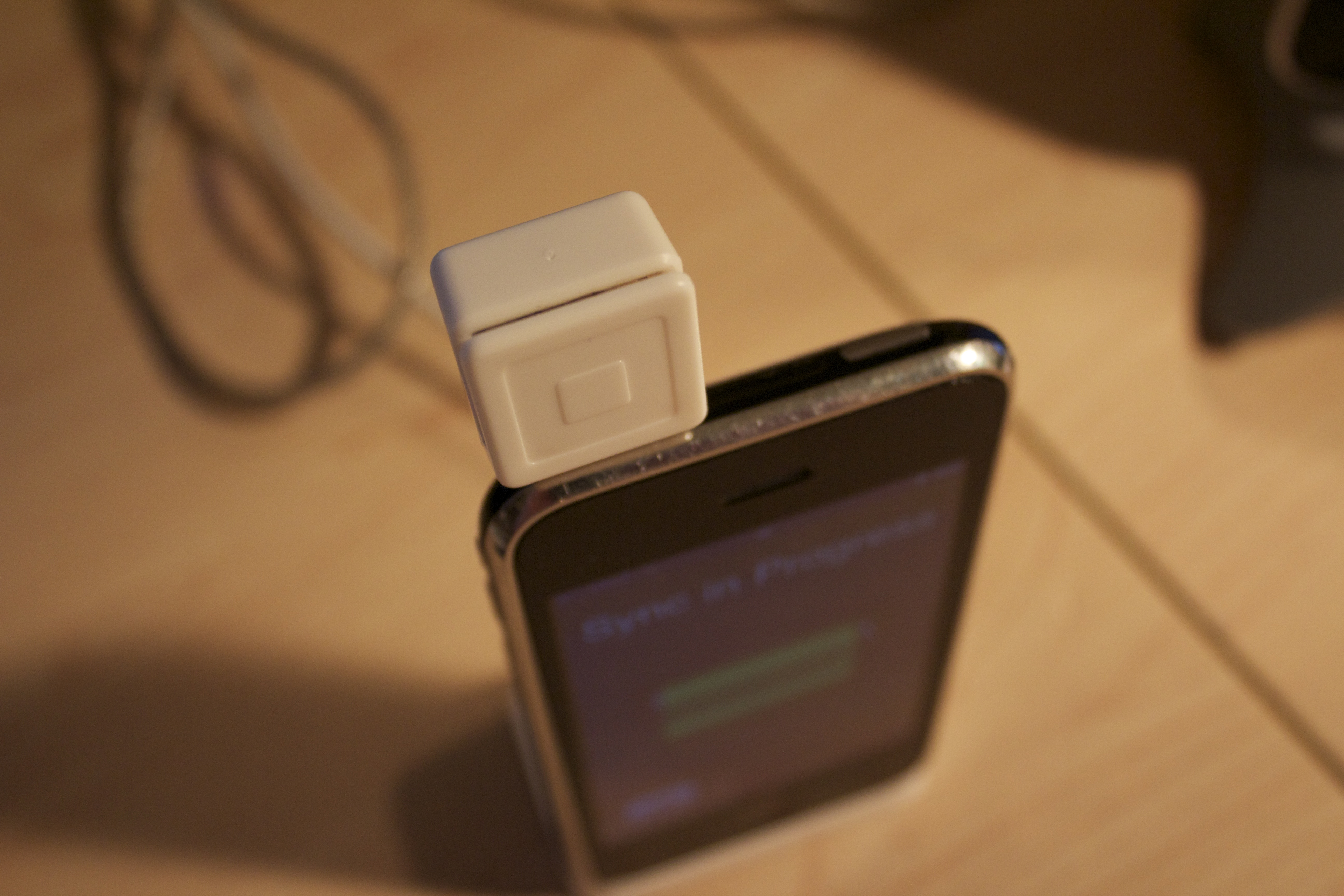 Square Payment Cube