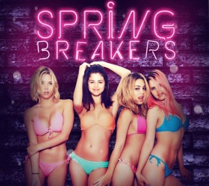 Fan-made soundtrack album for the motion picture Spring Breakers