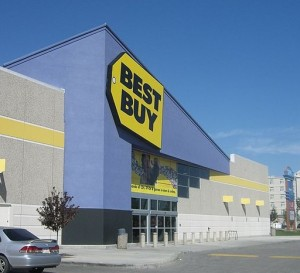 Best Buy Spikes on Boutique Deal with Samsung