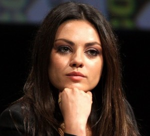 Was Wall Street Hit by the Mila Kunis Indicator?