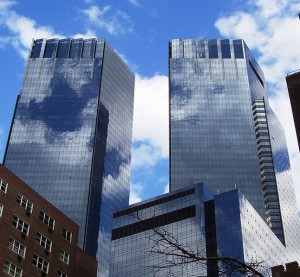 Time Warner Center Towers