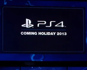 Sony's Unveil of New Playstation 4: Peeling an Onion?