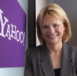 Carol Bartz Yahoo YHOO
