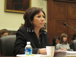 Hilda Solis Labor Department