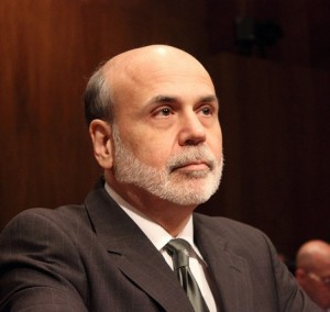 Ben Bernanke, Chairman of the Federal Reserve