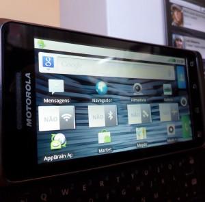 Google Motorola Android
