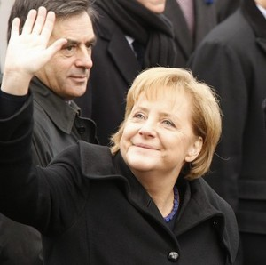 Germany Chancellor Angela Merkel