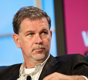 Reed Hastings NFLX