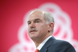George Papandreou Greece Prime Minister