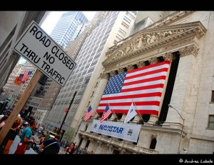 Stock Brokers Wall Street Investing