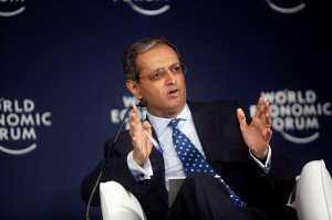 Vikram Pandit Citigroup CEO