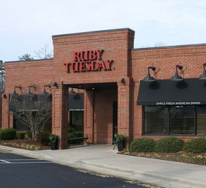 Ruby Tuesday Comes Up Shy on Q3 Sales, Boosts Full Year Outlook