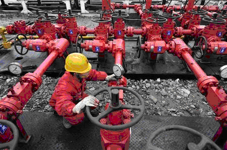Sinopec Natural Gas Well
