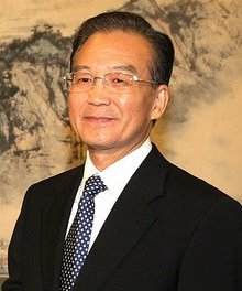 Wen Jiabao Premier of the State Council of the People's Republic of China