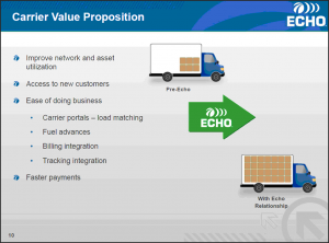 Carrier Value Proposition